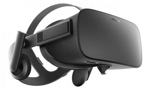 Oculus Headgear