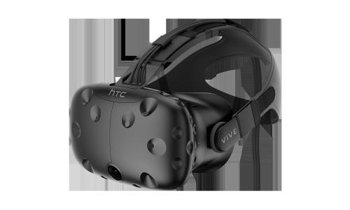HTC Vive headgear