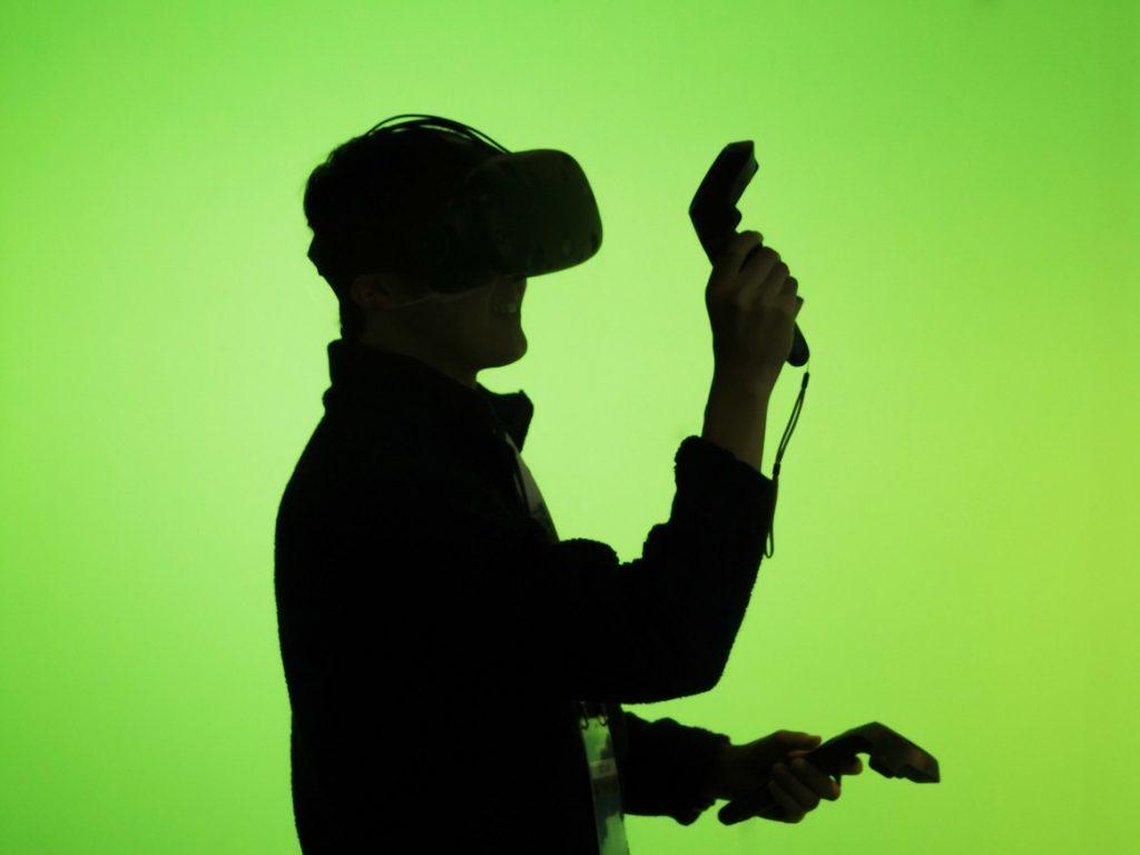 MIT Wireless VR