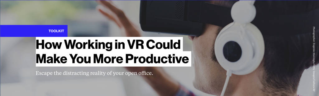 Working With VR