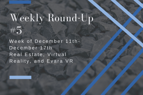Weekly Round-Up #5