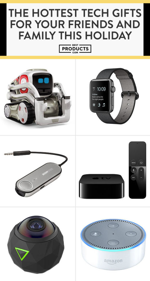 Hottest Tech Gifts