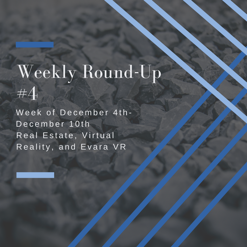 Weekly Round Up #4