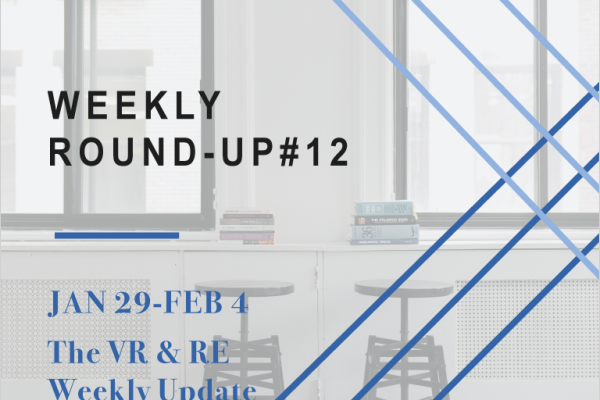 Weekly Round-Up 12