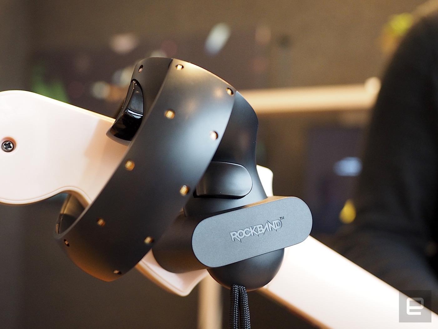Rockband Oculus uplaod VR