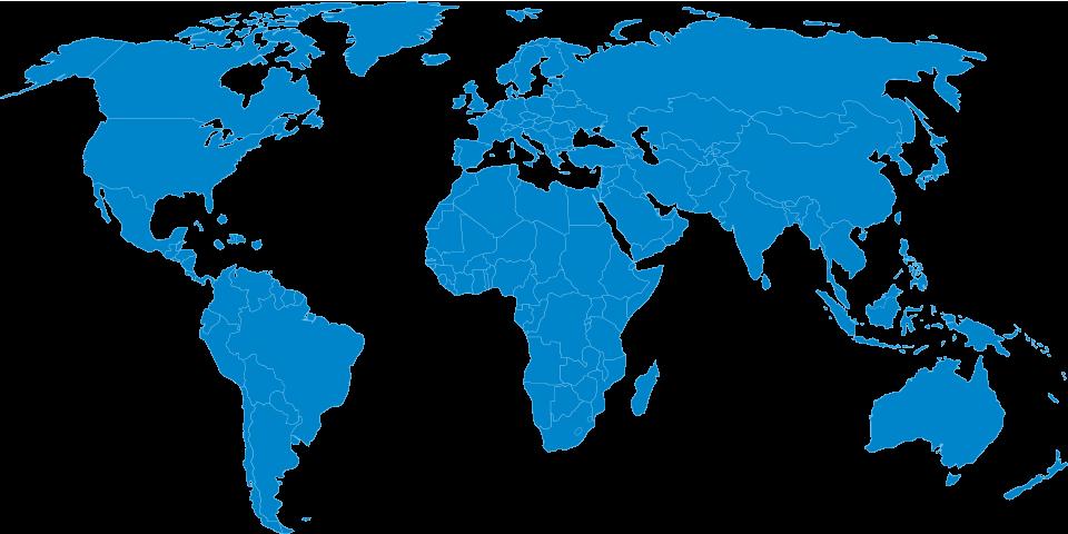 World Map JLL