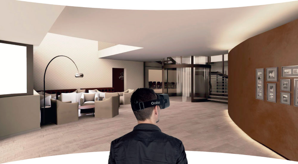 White paper vr deployment for real estate visualization for Virtual home builder
