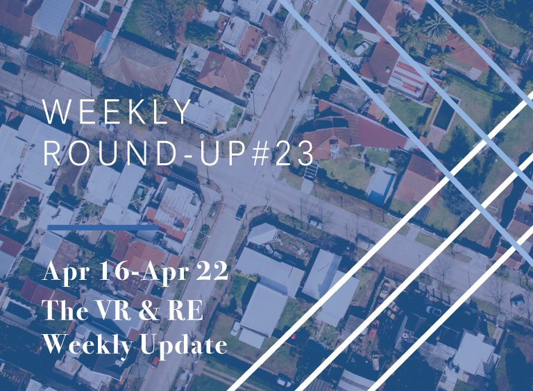 Weekly Round-Up April 16-April 22