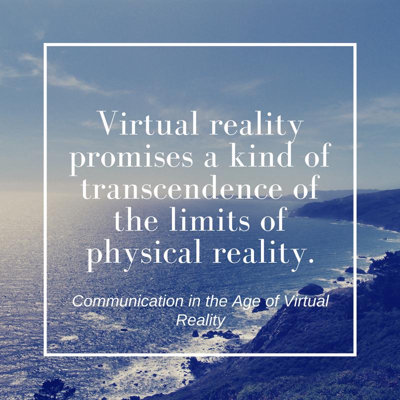 Monday motivation VR Quote