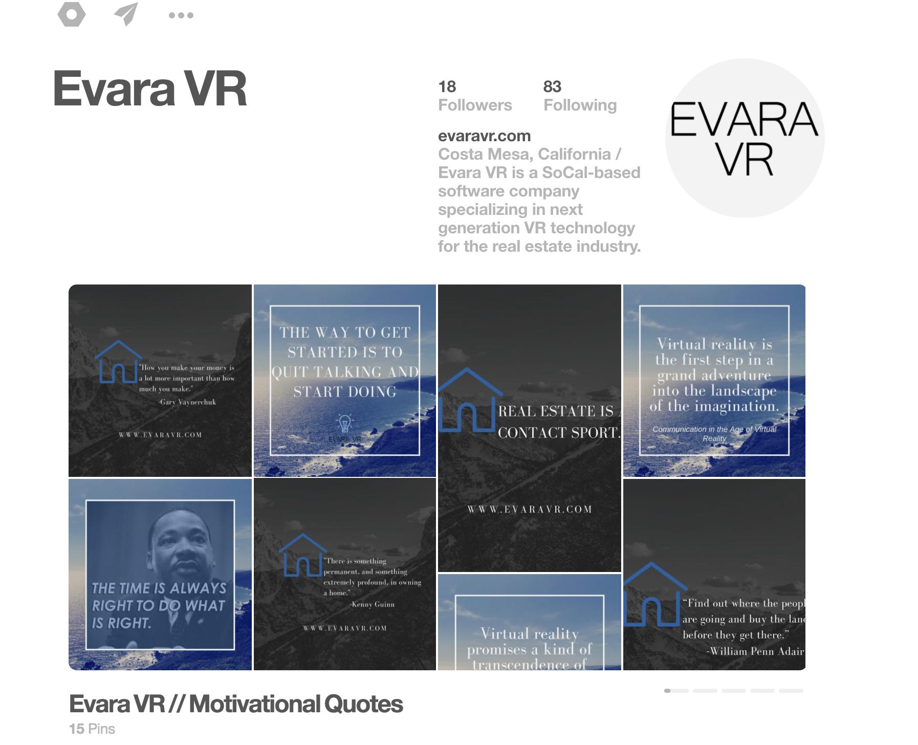 Evara VR is on Pinterest