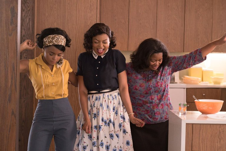 Hidden Figures Augmented Reality