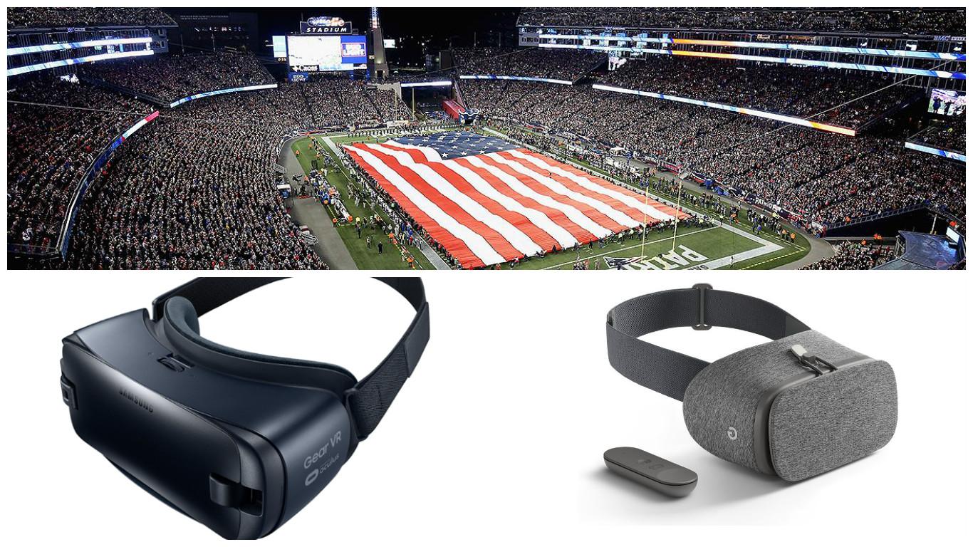 NFL and Virtual Reality